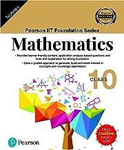 Pearson IIT Foundation Series - Maths - Class 10