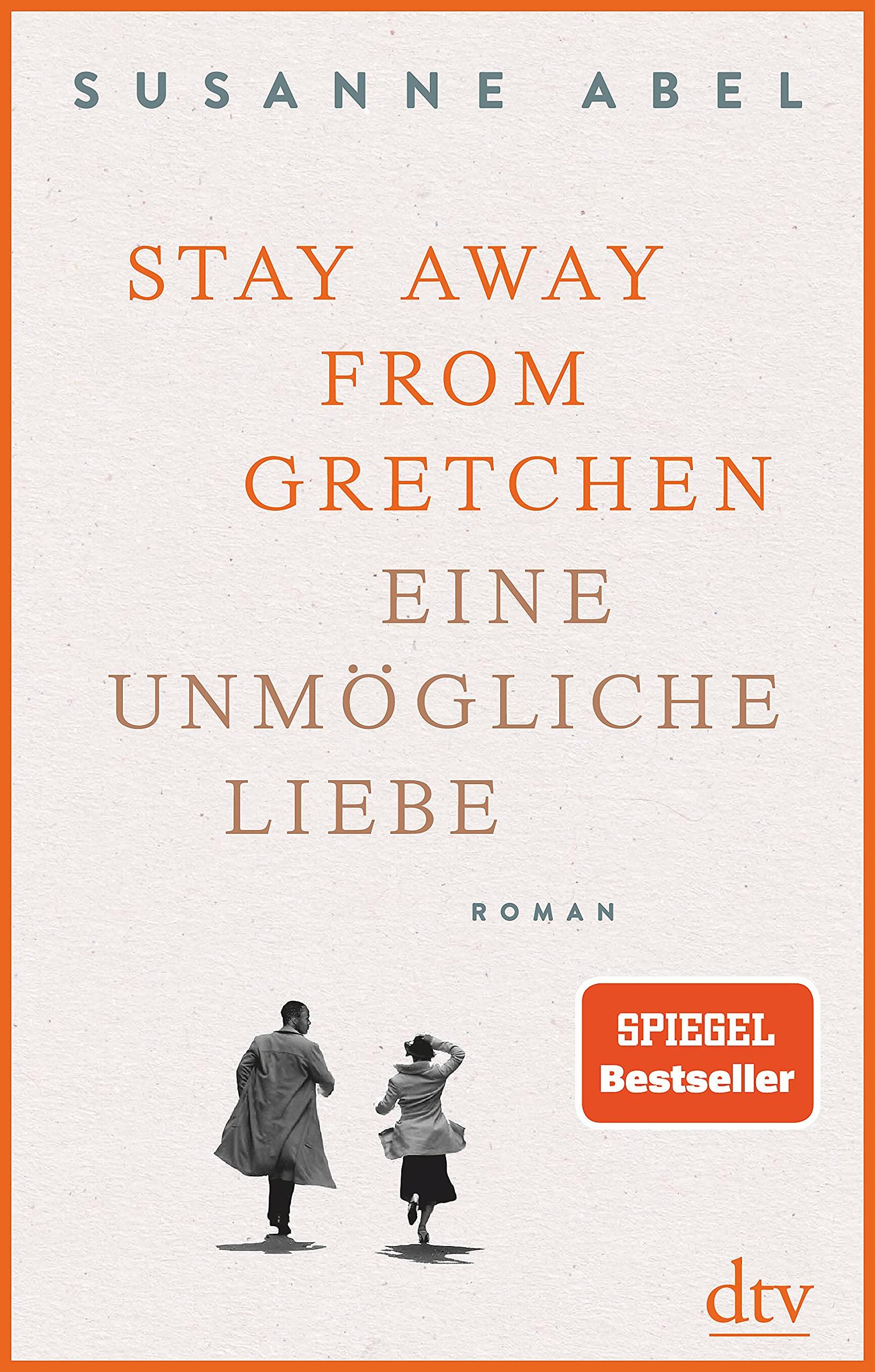 Coverbild von Stay away from Gretchen, von Susanne Abel