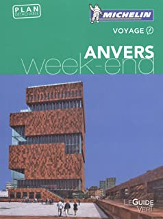 GUIDE VERT - ANVERS WEEK-END (French Edition)
