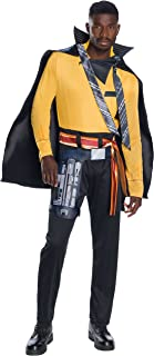 Rubie's Solo: A Star Wars Story Lando Calrissian Deluxe Adult Costume