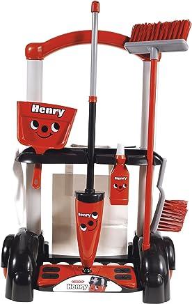 Casdon Little Henry Cleaning Trolley