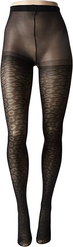 Betsey Johnson - 1-Pack Leopard Tights