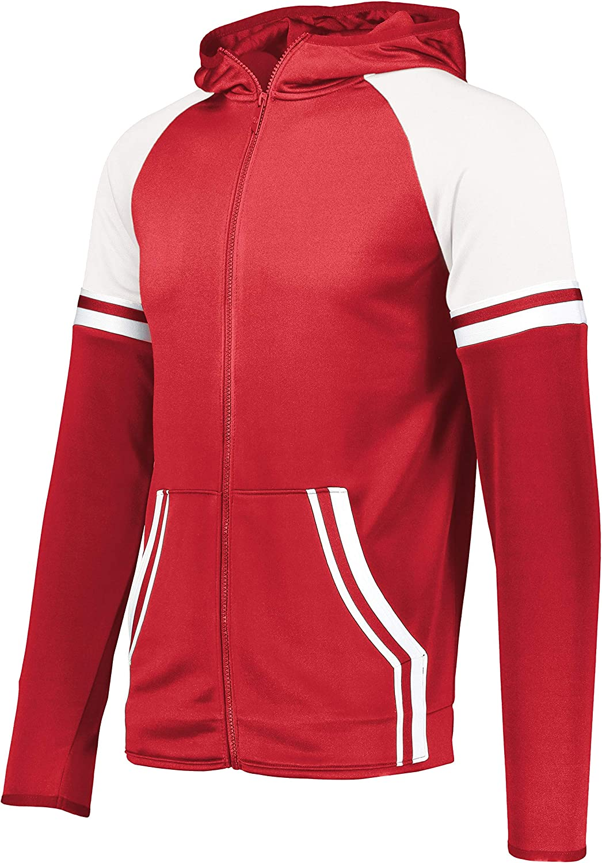 Holloway Mens Retro Grade Jacket