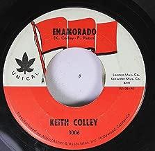 Keith Colley 45 RPM Enamorado / No-Joke