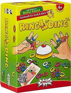 ハリガリ リング Ringlding: AMIGO Kinderspiel テーブルゲーム 知育玩具【日本語説明書付き】