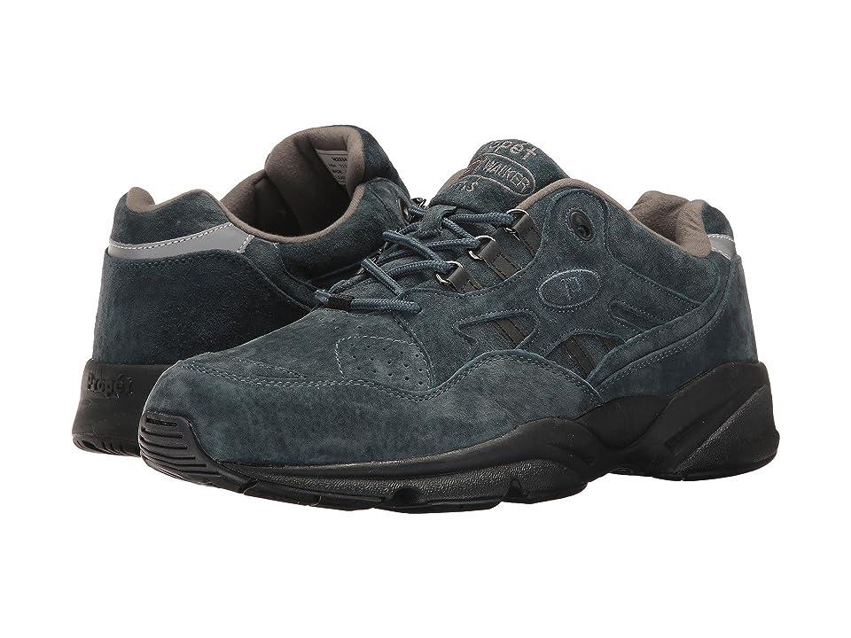 Propet Stability Walker Medicare/HCPCS Code = A5500 Diabetic Shoe (Denim Suede) Men