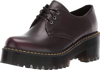 doc martens burgundy shoes
