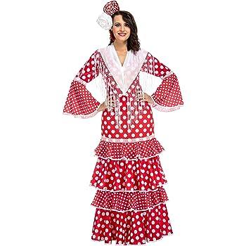 My Other Me Me-203847 Disfraz de flamenca Sevilla para mujer ...