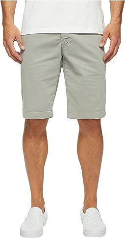 Griffin Shorts in Grey Haze