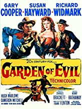Best garden of evil movie 1954 Reviews
