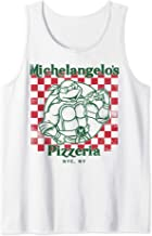 Nickelodeon Teenage Mutant Ninja Turtles Mikeys Yummy Pizza Tank Top