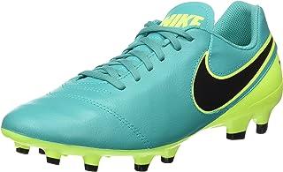 Nike Tiempo Genio II Leather Fg Voetbalschoenen voor heren, UK