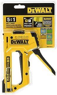 DEWALT Stapler Brad Nailer Multi Tool