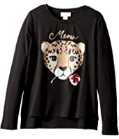 Kate Spade New York Kids - Meow Tee (Little Kids/Big Kids)