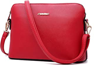 6d74359d3 Amazon.ca: Red - Cross-Body Bags / Handbags & Wallets: Shoes & Handbags