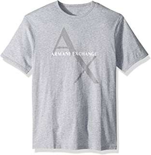 A|X Armani Exchange mens 8NZT76 T-Shirts