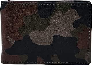Fossil Raff Black Men's Wallet (ML4110001)