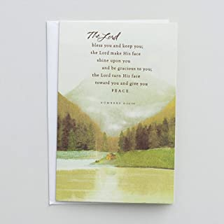 DaySpring Father's Day - The Lord Bless You - 3 Premium Cards