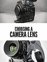 Choosing a Camera Lens