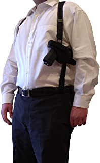 King Holster Tactical Shoulder Holster fits Springfield Armory XD Service/Tactical | XDM | 1911
