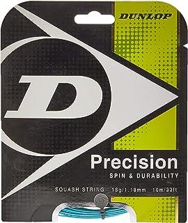 Dunlop Precision 10M Squash String - 624600, Multi Color