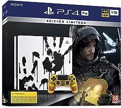 Sony Pro Death Stranding Consola PS4 Edición Limitada