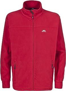 Trespass Bernal Men`s Sueded Full Zip Fleece Jacket