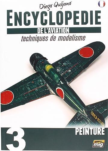 en stock AMMO MIG-6072 - - - Enciclopedia de técnicas de Modelado de Aviones - Vol.3 - Pintura Francesa  saludable