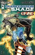 Frankenstein, Agent of SHADE (2011-) #5