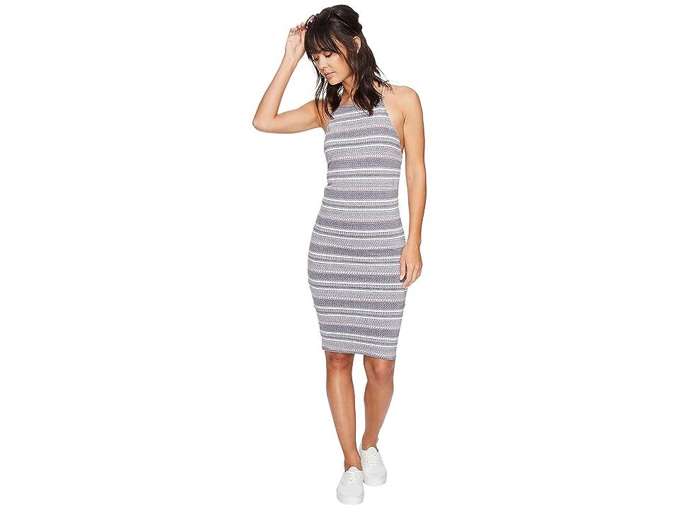Obey Dover Dress (Multi) Women