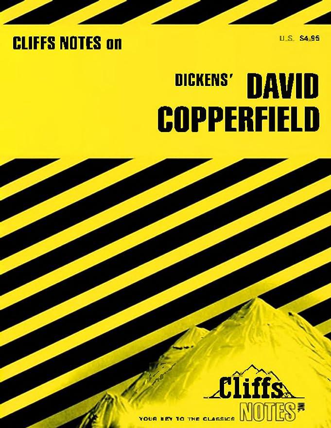 盲目凶暴なシェトランド諸島CliffsNotes on Dickens' David Copperfield (Cliffsnotes Literature Guides) (English Edition)