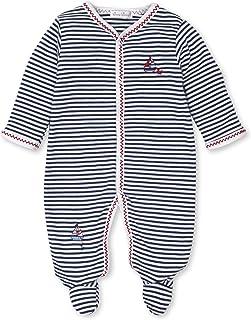Kissy Kissy Unisex Baby Infant Summer Seas Stripe Footie