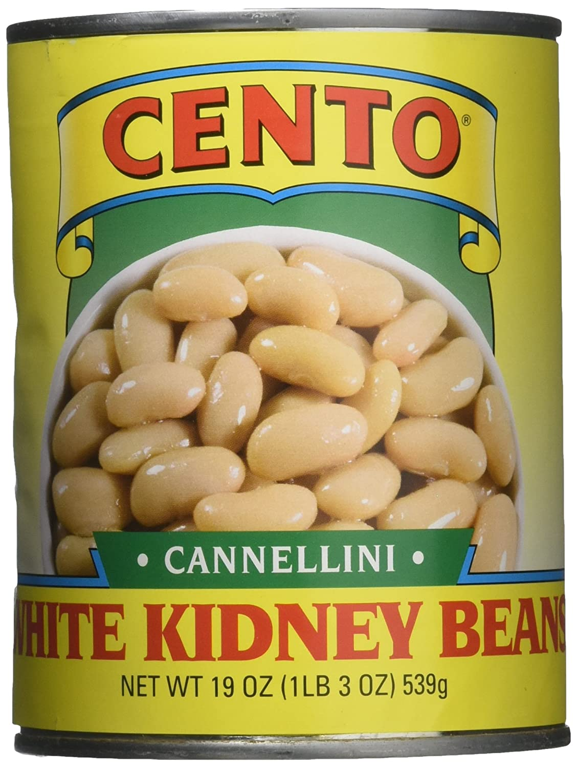 Trust Cento White Kidney Beans Cannellini Pack price 19 of 12 Ounce