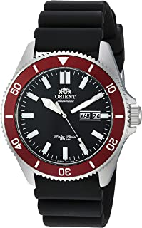 Orient Men'sKano Stainless Steel Japanese Automatic Diving Style Watch