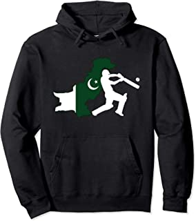 Pakistan Cricket Hoodie
