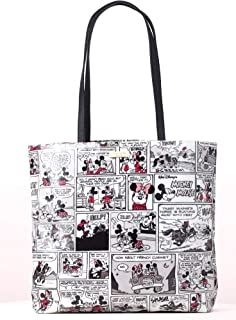 Disney Kate Spade New York For Minnie Mouse Comic Tote Bag Purse