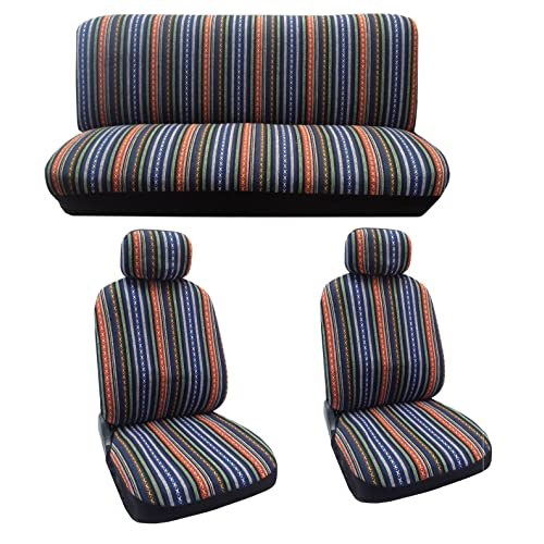 Mexican Blanket Seat Covers Amazon Com