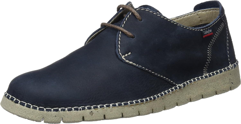 CALLAGHAN 84702 bluee Man Low Sneakers