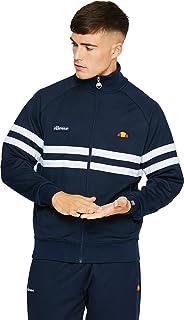 Ellesse Men's Rimini Track Jacket, Blue