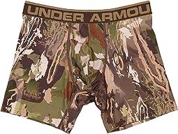 Under Armour - UA Camo Boxer Jock 2.0 - 6in