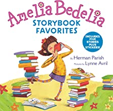 Amelia Bedelia Storybook Favorites: Includes 5 Stories Plus Stickers!