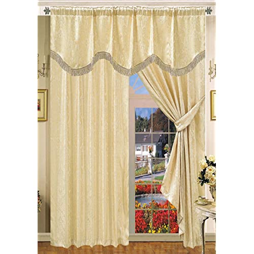 Curtain Pelmets Ideas: Pelmet Curtains: Amazon.co.uk
