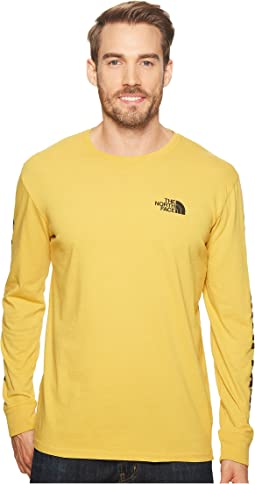 The North Face - Long Sleeve Have You Heard Well-Loved Cotton Tee