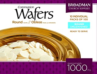 Best unconsecrated communion wafer Reviews