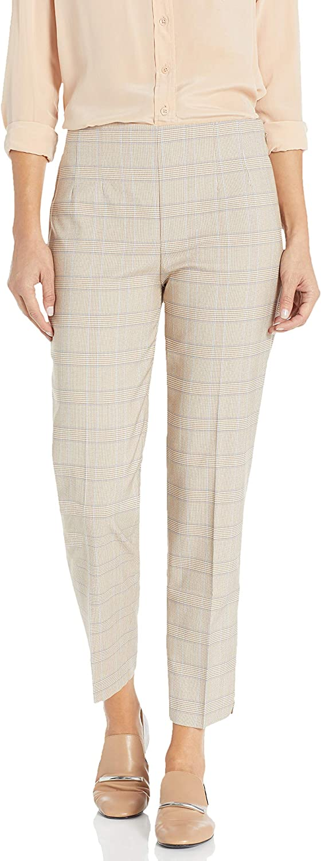 Chaps Women's Stretch Cotton Ankle Length Pant