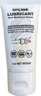 Spline Lubricant (Lube) Compatible with: Stoelting Ice Cream Machines, and More.