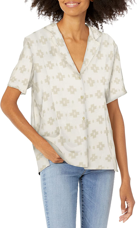 Pendleton Women's Short Sleeve Printed Shirt