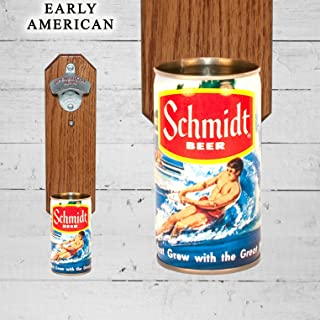vintage schmidt beer cans
