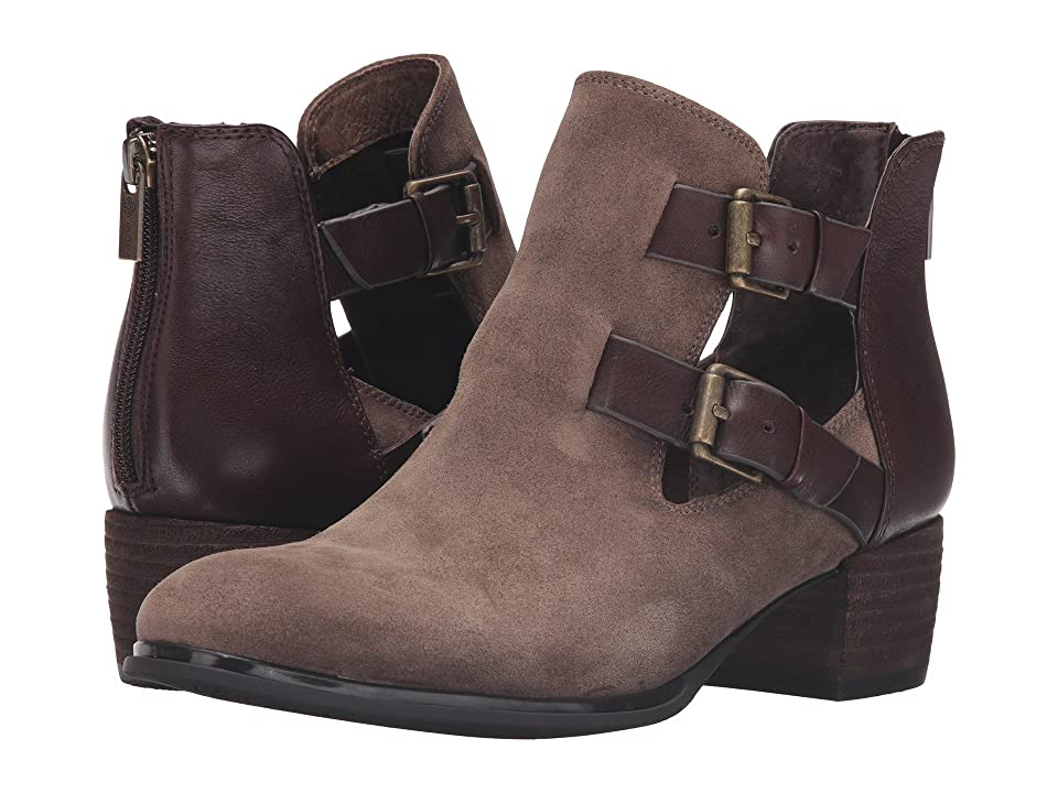 Isola Darnell (Havana Brown/Coffee Alaska Suede/Gartes) Women