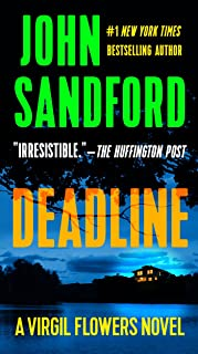 Deadline (A Virgil Flowers Novel, Book 8)